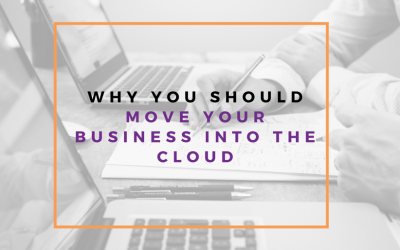 Why you should move your business into the cloud